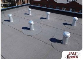4 Signs Your Commercial Roofing System Is in Trouble